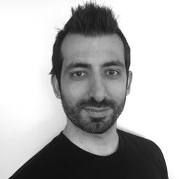 Hernani, Creative Developer da nossa equipa de realidade aumentada, mista, web e mobile