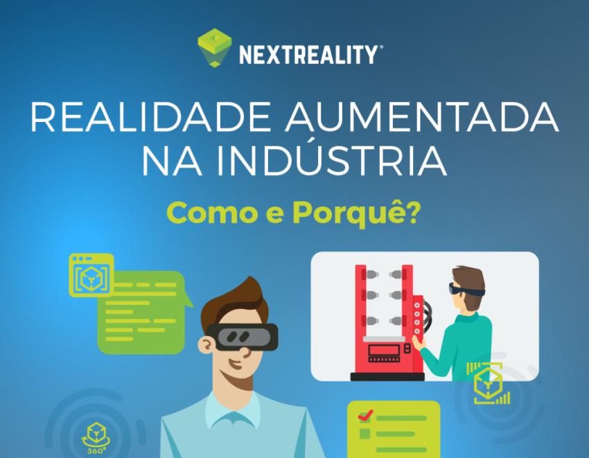 Realidade Aumentada Indústria