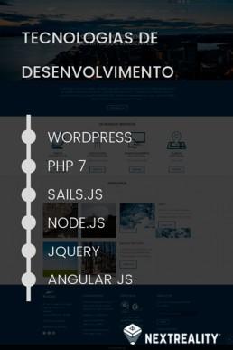 Soluções de Desenvolvimento Web