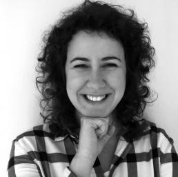 Ana Figueiredo, Creative Coordination da nossa equipa de realidade aumentada, mista, web e mobile