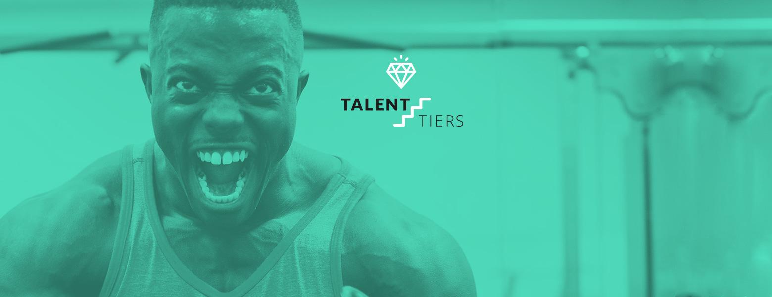 Imagem alusiva ao programa Talent Tiers