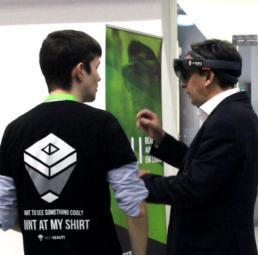 nextreality - realidade aumentada para empresas e organizações públicas