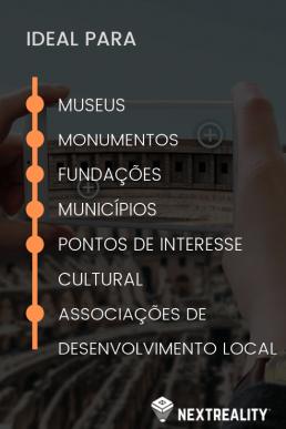 Realidade Aumentada no setor do Turismo - NextReality