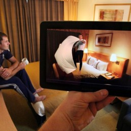 augmented reality blog, hotel business