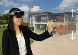 augmented marketing com hololens