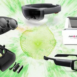 5 óculos de Realidade Aumentada e Mista que devem estar no seu radar