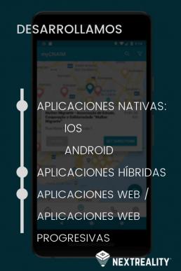 Soluciones de Desarrollo móvil