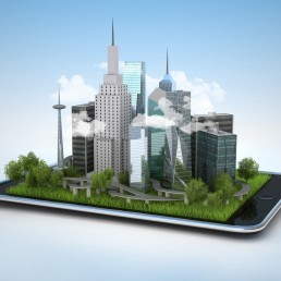 como criar uma smart city