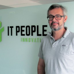 Luís Martins, Head of Marketing da NextReality e IT People Group
