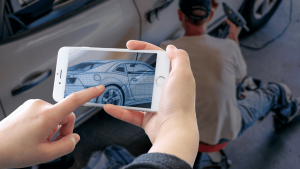 Car Indsutry is one oh the sectors that benefits the most from Augmented Reality technology.