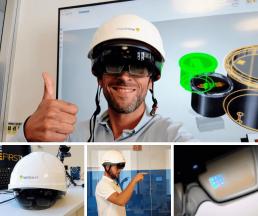 Somos parceiros do iExperience Center Siemens